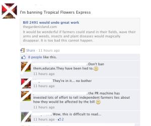 tropflowers express